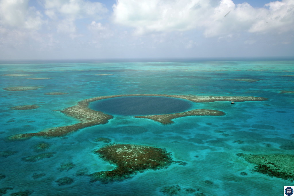 The Gran Blue Hole