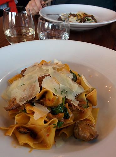 dinner @ Francesca's