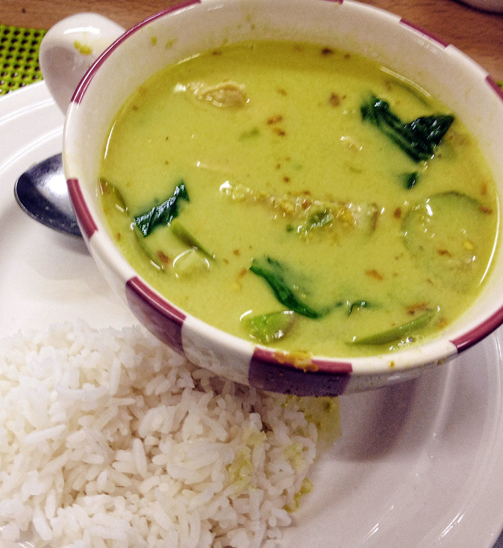 Green Curry (Gaeng Khiaw Waan)