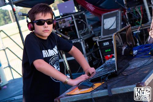 DJ Tortuga Ninsha - Ph: Sebas Graneros
