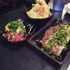 More food for fatty #Takoyaki #gyoza #tempura by dik426
