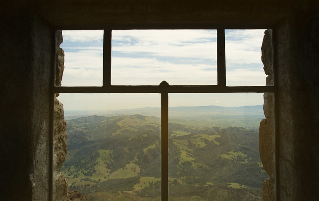 Beacon Window at the top of Mount Diablo