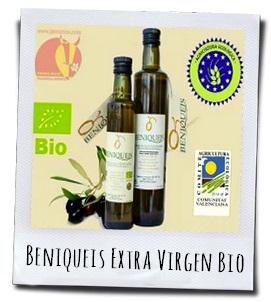 Ribes-Oli, een erkend en gecertificeerd, ecologische olijfolie