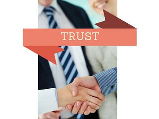 Building Trust In a Work Place - Hand shake
