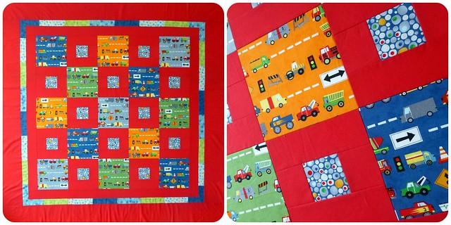 Commission Child quilt