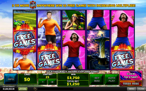 free Football Carnival slot free games