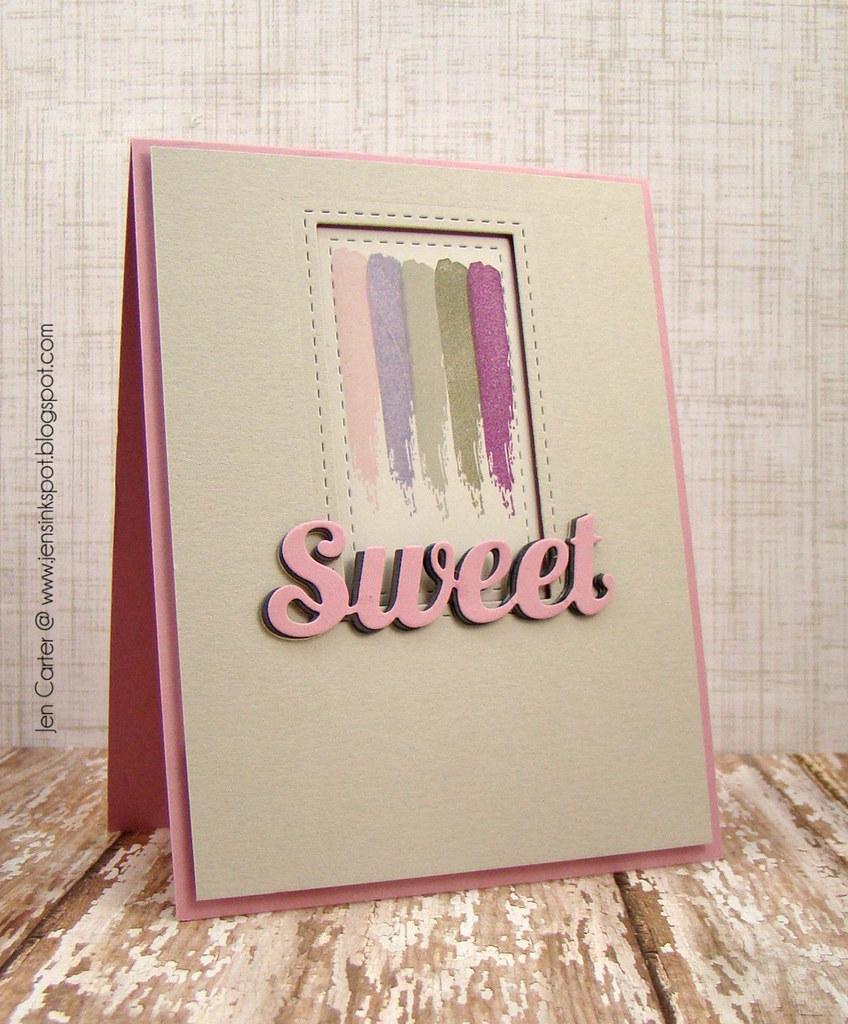 Jen Carter Whimsy SCYSC12 Sweet