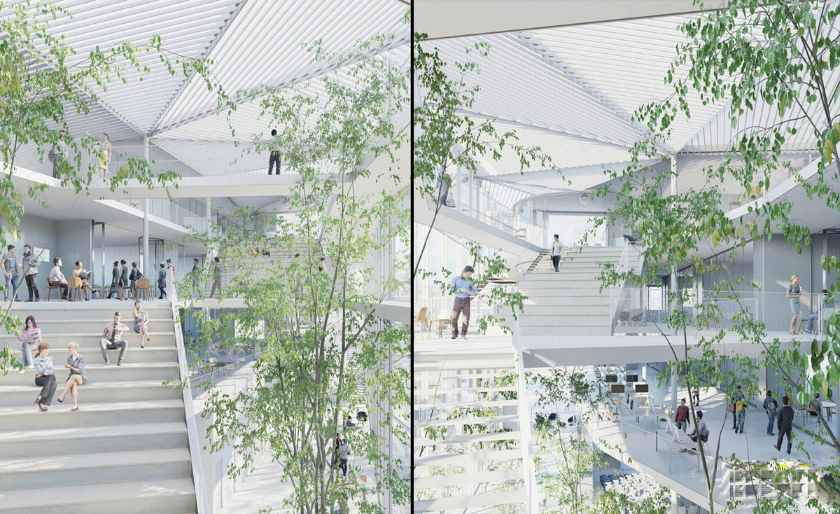 mm_Learning center for Polytechnique school design by Sou Fujimoto + nicolas laisné Associés + architectes OXO_03