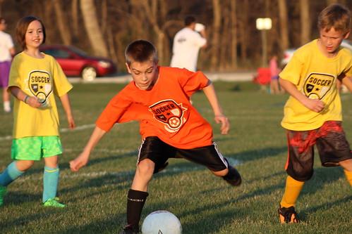 Impact Soccer Spring 2015