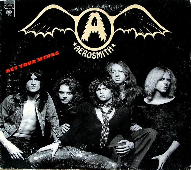 "AEROSMITH Get Your Wings (USA) 12"" LP VINYL"