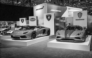 2015 NY International Auto Show