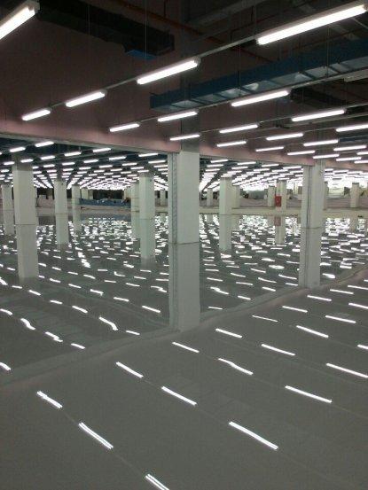 Chuyên thi công sơn sàn, nền nhà xưởng cao cấp tại hcm