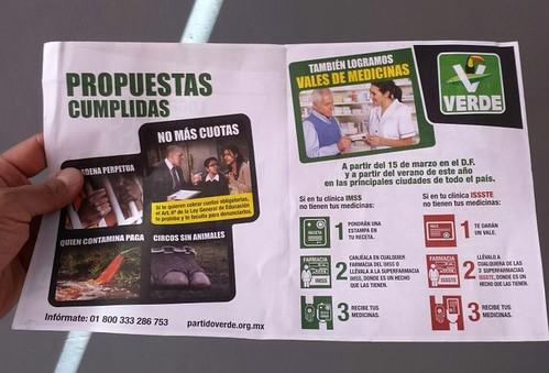 TEPJF corrige multas al PVEM. Subió de 188 a 195 mdp. Foto José Carlo González