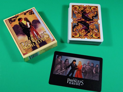 April 2015 Loot Crate Princess Bride Deck