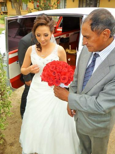 6. novia bouquet