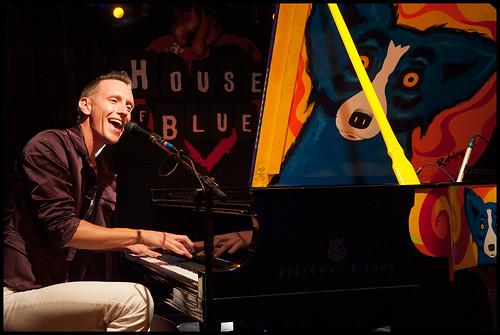 Brian Coogan at Piano Night 2015. Photo by Ryan Hodgson-Rigsbee (rhrphoto.com)
