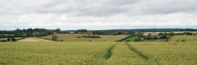 Arlesey to Letchworth Garden City