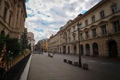 Bucharest - Lipscani Street / Leipziger Straße