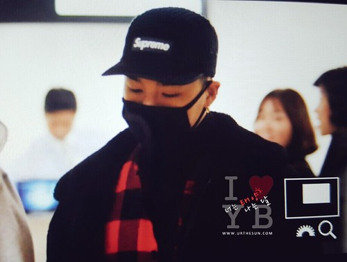 Big Bang - Gimpo Airport - 31dec2015 - Urthesun - 02