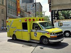 Montreal Ambulances