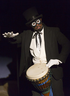 Aikili Jamal Haynes. The uproarious and groundbreaking comedy by George C. Wolfe that redefined what it meant to be black in contemporary America, The Colored Museum plays March 6 — April 5, 2015 at the Avenue of the Arts / BU Theatre. Photo by T. Charles Erickson.