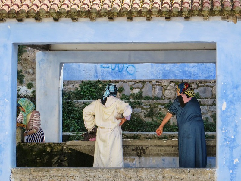 Women Only: Inside a Moroccan Hammam