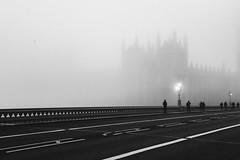 Westminster Bridge Mist