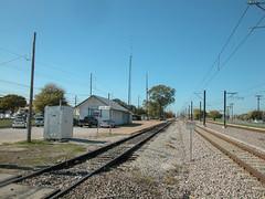 20061110 53 Steam Road and Interurban. Garland, TX