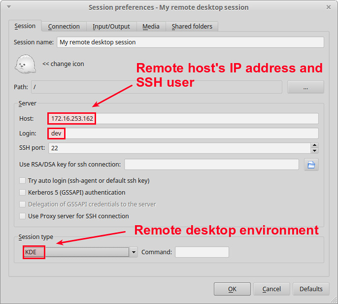 How to set up remote desktop on Linux VPS using x2go - Xmodulo