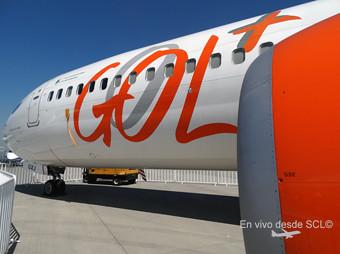 GOL B737-800 Billboard (RD)