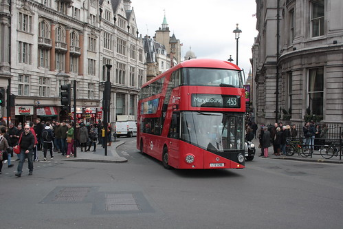 LT296 New Routemaster