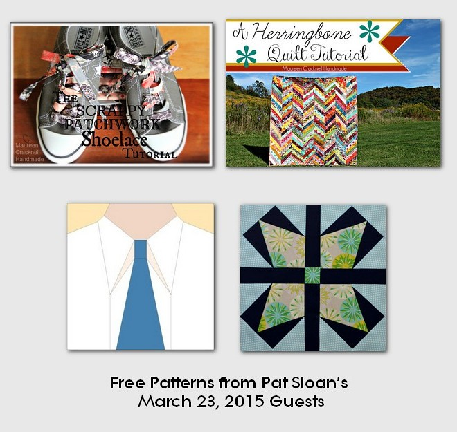 pat sloan mar 23 free patterns