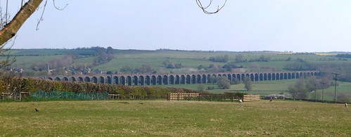 Harrington viaduct panorama