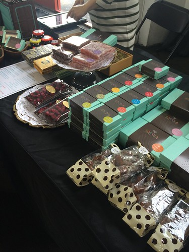 Chocolate salon at San Francisco 3/15/2015