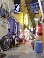 Nightride, Saidai-ji, Nara, Japan.