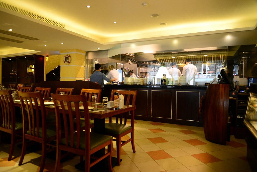 澳門新帆船葡國餐廳