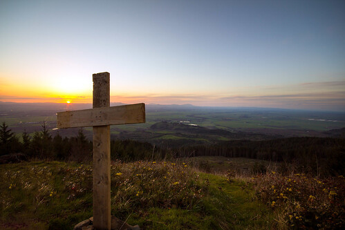 sunset oregon canon cross sigma hills eugene marcola t2i
