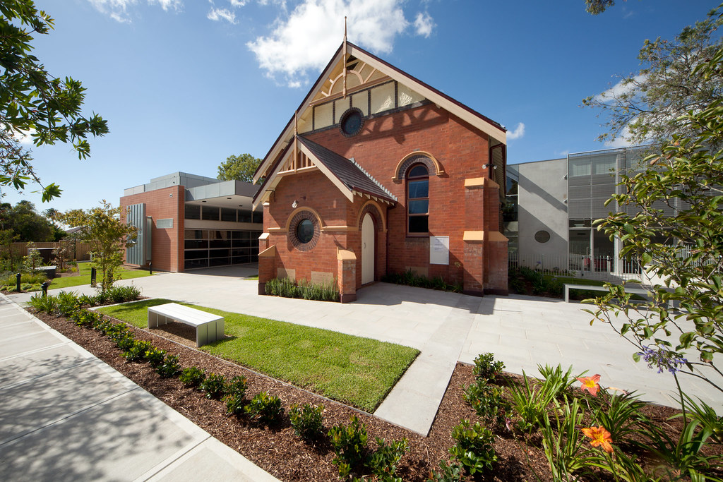 Willoughby Uniting Church, NSW