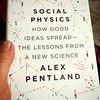 Got me a new book #socialphysics. How good ideas spread HT @mdb – View on Path.