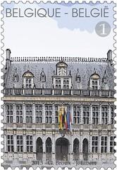 17- Tournai timbre3