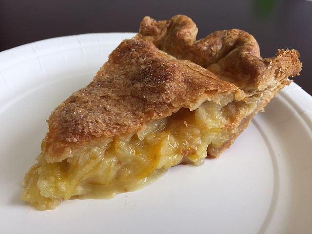 Shaker lemon pie - Mission Pie
