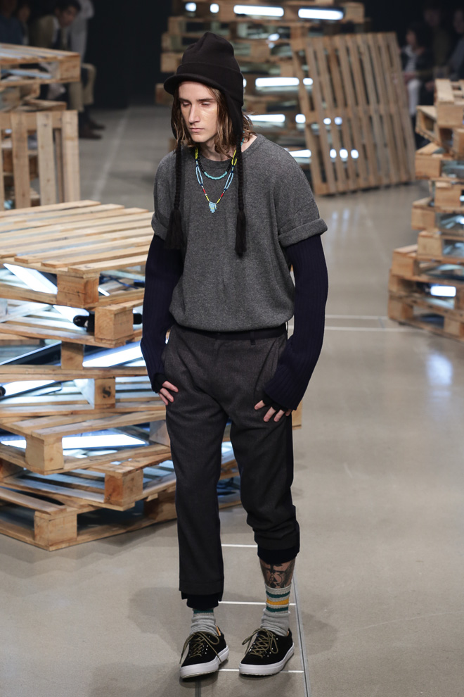 FW15 Tokyo DISCOVERED111(Fashion Press)