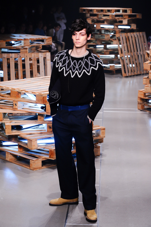 FW15 Tokyo DISCOVERED023_Flint Louis Hignett(Fashion Press)