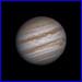Jupiter March 31, 2015 by orions_belt58 (www.meadowlarkridgeobservatory.com)