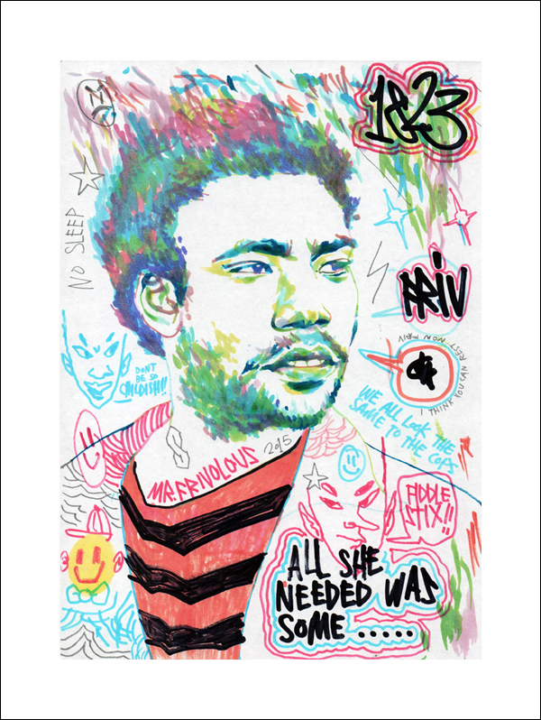 MR GAMBINO GICLEE SHOP