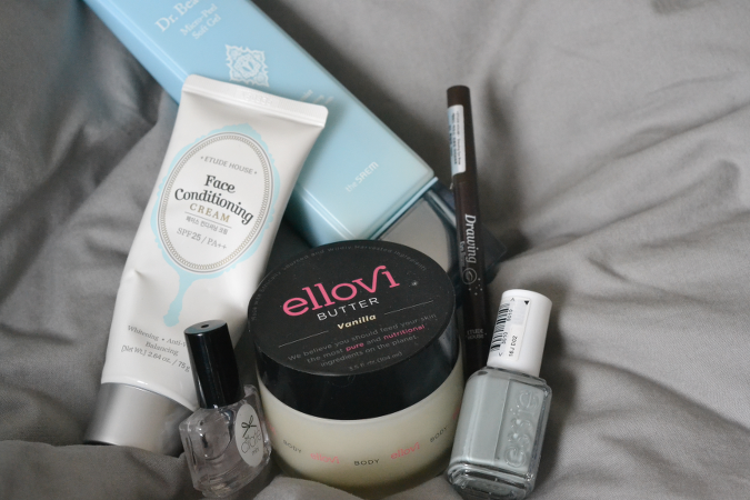 Daisybutter - Hong Kong Lifestyle and Fashion Blog: Ellovi, Etude House, The Saem, Essie, Ciate