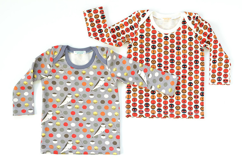 Charley Harper Handmade Baby Outfits