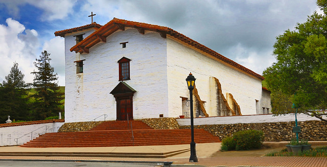 Mission San Jose Flickr Photo Sharing