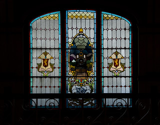 Stained Glass Dunedin Station