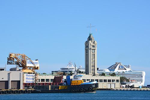 waterfront mix